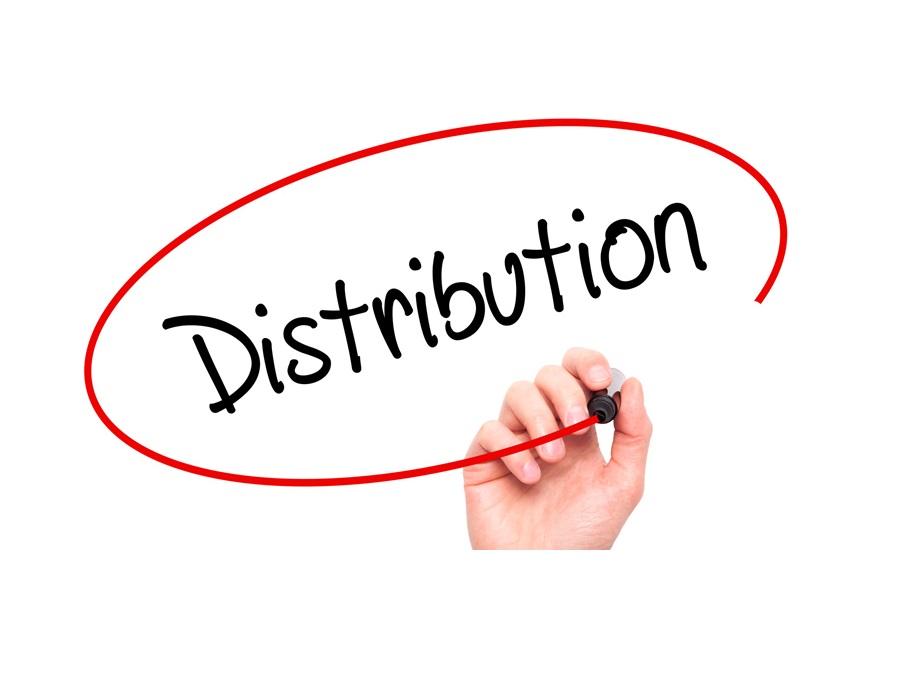 distribution pen
